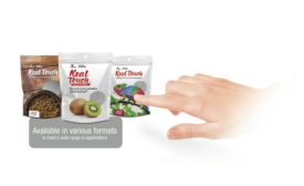 Tactile Packaging Launches to Differentiate on Shelf
