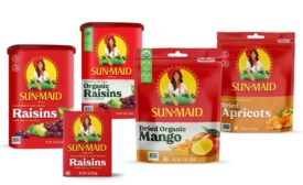 Sun-Maid Redesigns Packaging with Modern Look