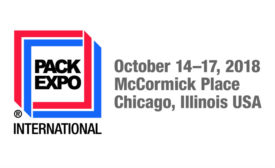PACK EXPO 2018 logo