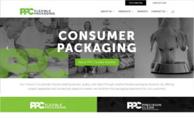 PPC Flexible Packaging website