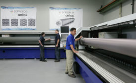 Pamarco precision engraved rolls