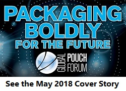 Global Pouch Forum 2018 May Cover Story