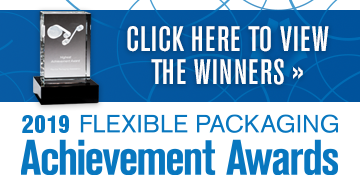 2019 flexible packaging achievement awards