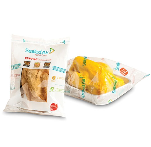 Cryovac® Sealappeal® OSF AW Ovenable Bag for Whole Bird from Sealed Air Corporation