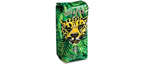 Starbucks Coffee - Mexico Chiapas with QuickZip from Printpack