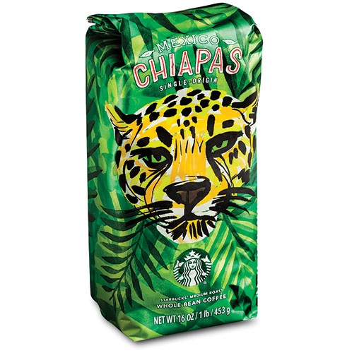 Starbucks Coffee - Mexico Chiapas from Printpack