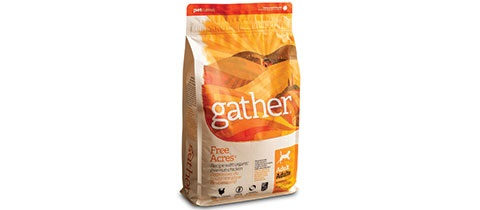 gather Free Acres Adult Canine Diet, 6 lb. from Peel Plastic Products Ltd.