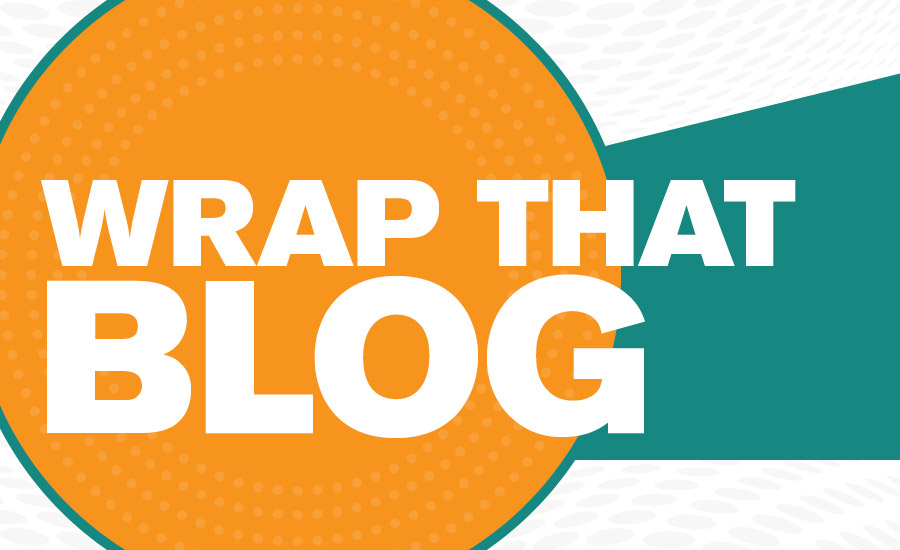 Wrap That Blog