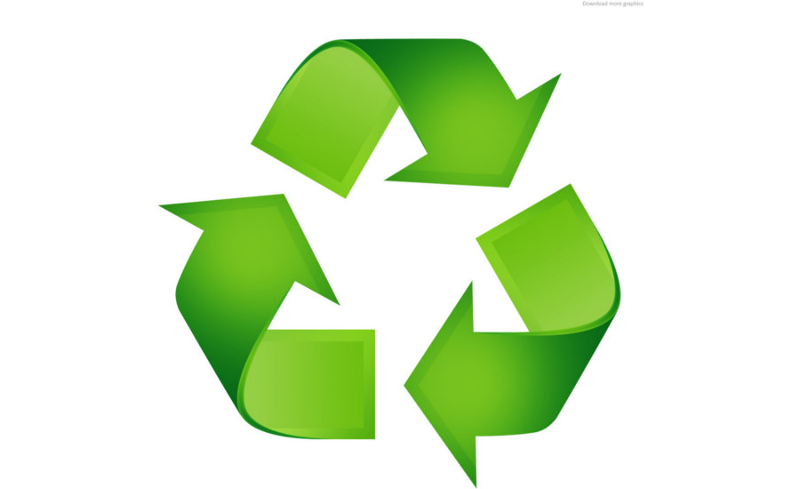 Recycle Symbol 900px