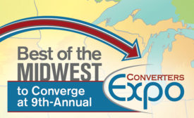 The 9th-annual Converters Expo is North America's largest one-day packaging converting show