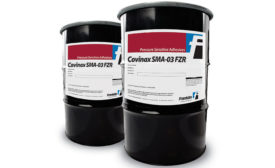 Franklin Adhesives and Polymers has expanded its Covinax line of pressure sensitive adhesives