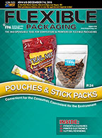 Flexible Packaging August 2016 Cover