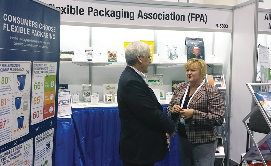 New FPA President & CEO Gains Insights at PACK EXPO