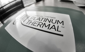 Label-Lyte Platinum Thermal 75PT600 is a white, surface-printable polyolefin film