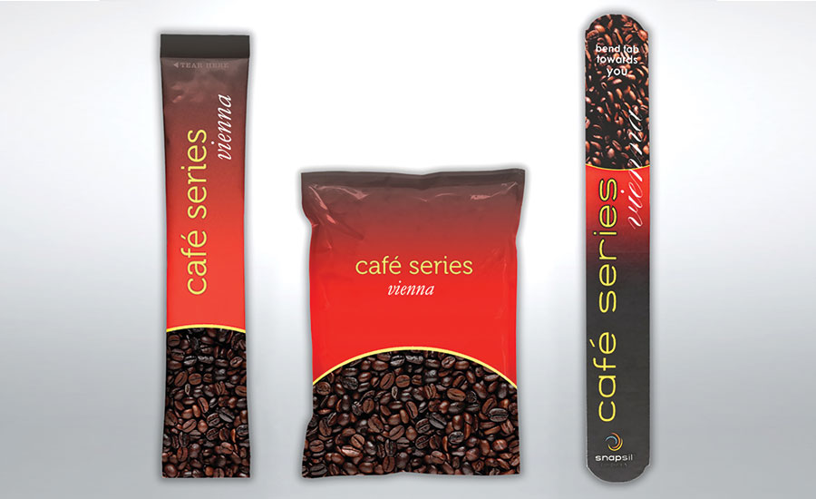 Stick Packaged Coffee