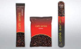 Café series stick packaged coffee