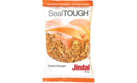 SealTOUGH is a co-extruded packaging film targeted to replace sealant layers in lamination or single layers in mono-web applications