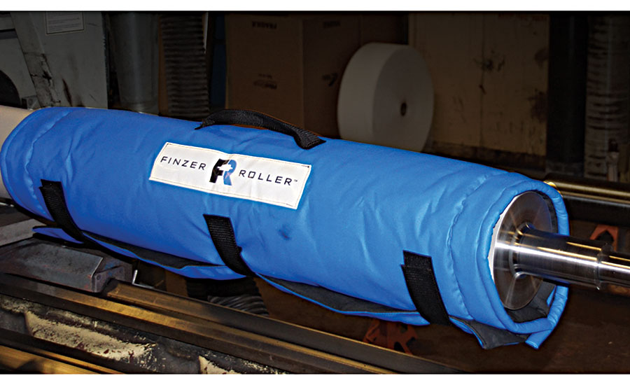 Finzer Roller's new Protective Rollcovers