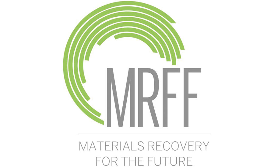 Materials Recovery for the Future (MRFF) logo