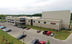 Sharp Packaging Systems facility in Sussex, Wisconsin
