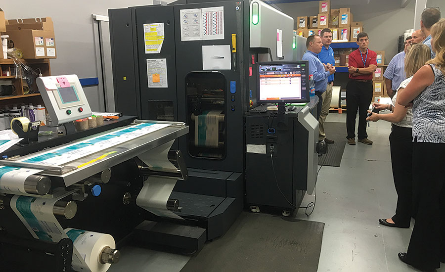 QTL's Indigo 20000 will help grow its flexible packaging, shrink sleeve and labels business.
