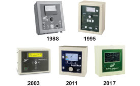 Evolution of tension control devices,from 1988 to present day.