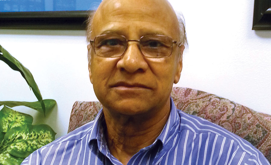 Ram K. Singhal, FPA Vice President of Technology & Environmental Strategy