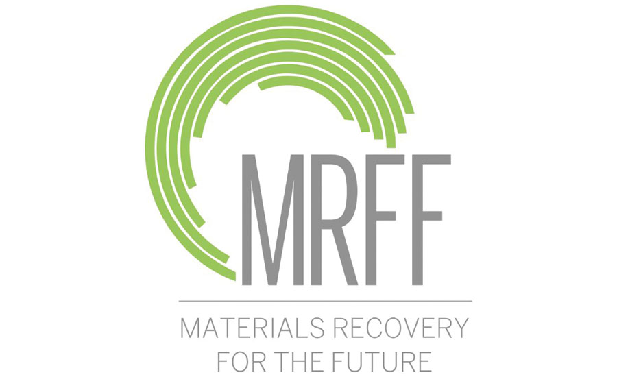 Materials Recovery for the Future logo