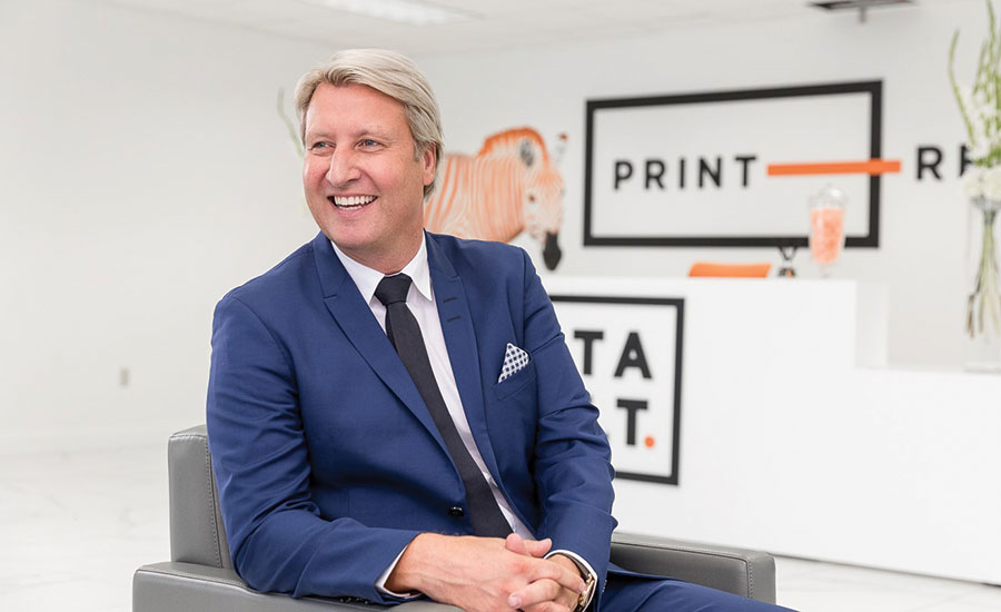 Mark Cook, CEO of Catapult