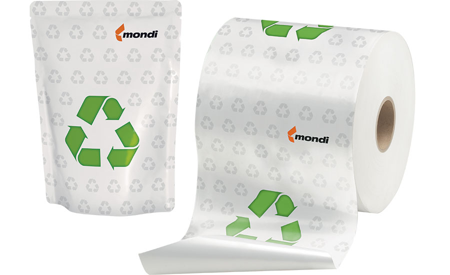 Mondi's BarrierPack Recyclable