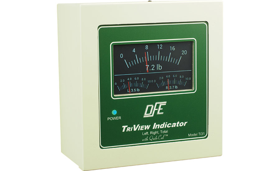DFE's TriView Tension Indicator