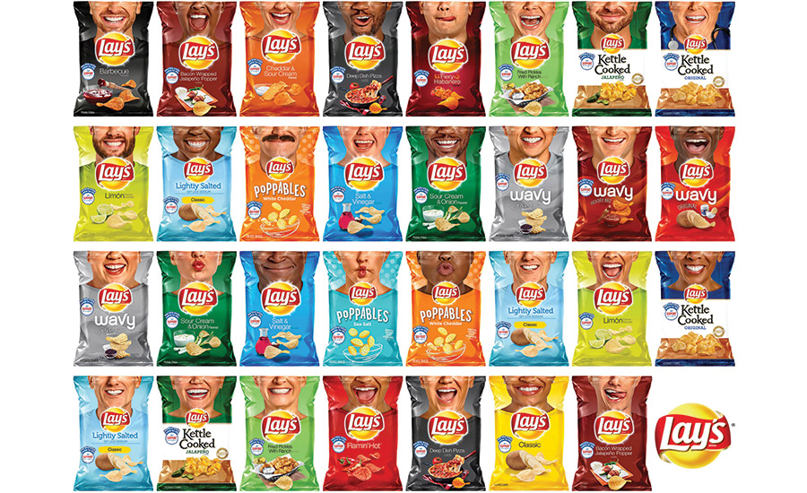 Lay's potato chips have launched a campaign