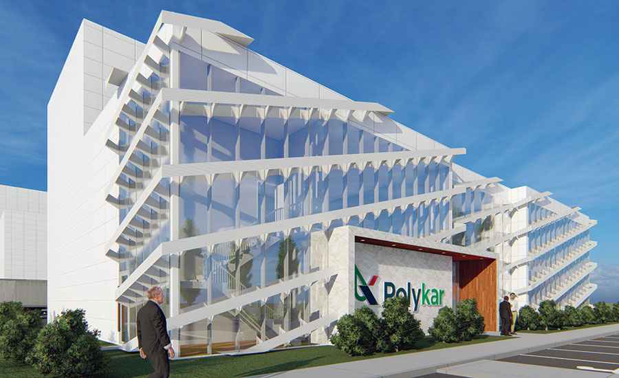Polykar to Build New Manufacturing Facility in Edmonton, Alberta