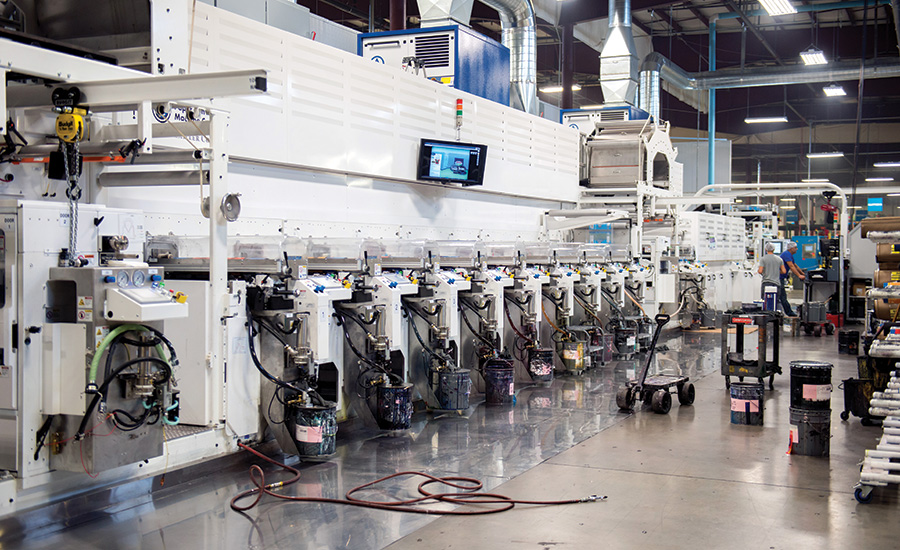 PPC Flexible Packaging operates 19 flexo presses