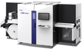 Screen Americas Develops New Digital Inkjet Label Press