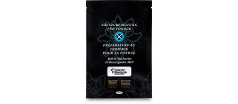 Kasezubereitung Fur Fondue with PRO-POUCH Touch by ProAmpac