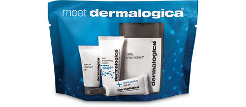 Meet Dermalogica Pouch by Label Technology Inc.