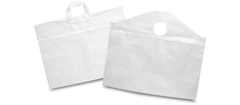 Load & Seal™ Tamper Evident Delivery Bags by Novolex™