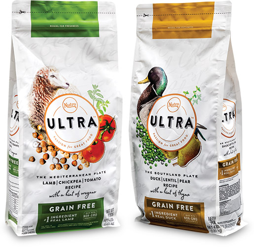 Nutro Ultra Grain Free by Plastic Packaging Technologies, LLC
