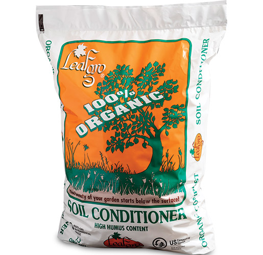 LeafGro 100% Organic Soil Conditioner by ProAmpac