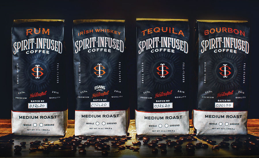 Fire Dept. Coffee Unveils Distinctive Look for New Line
