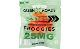Green Roads' pharmacist-formulated CBD edibles