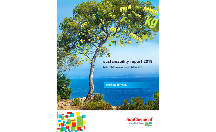 Sun Chemical's Sustainability Report