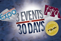 Three events in thirty days