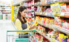 Consumers choose flexible packaging for its aesthetic appeal and shelf impact