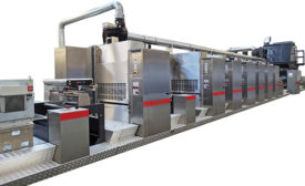 Thallo, web offset printing press for the flexible packaging market