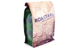 Roastar makes flat-bottom pouches