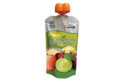 applesauce in pouch