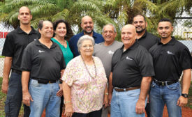 Sixto Packaging management team