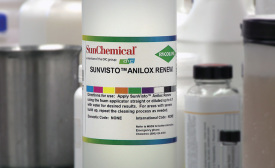 Sunvisto Anilox Renew helps printers improve efficiencies with cleaning